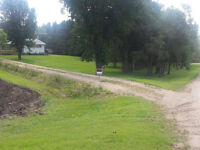 Prime Farm Land and Yard Site For Sale
