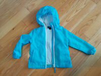 Manteau de printemps imperméable fille