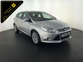 2012 FORD FOCUS TITANIUM X TDCI 5 DOOR HATCHBACK SERVICE HISTORY FINANCE PX