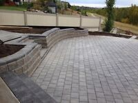 CALGARY'S BEST RETAINING WALL & INTERLOCK PAVER COMPANY