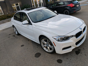 2015 be BMW 328i xdrive M-line