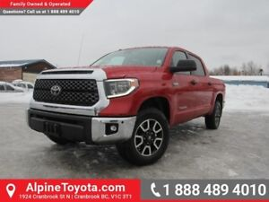 2018 Toyota Tundra TRD Offroad Package  4x4 - Nav - Sunroof - He