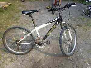 "NAKAMURA 24"" Mountain Bike 18 Speed"