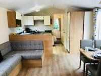 CENTER LOUNGE STATIC CARAVAN FOR SALE NR GREAT YARMOUTH NORFOLK