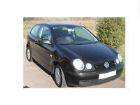 VW Polo 2005 1.4 Full MOT may px swap swop WHY