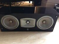 Yamaha two way speaker