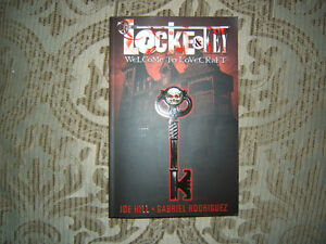 Locke & Key - Bande dessinée