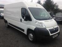 Citroen Relay 2.2HDi 2014 year 130 bhp crew van L3H2 Enterprise