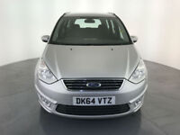 2015 FORD GALAXY ZETEC TDCI DIESEL 7 SEATER 1 OWNER SERVICE HISTORY FINANCE PX
