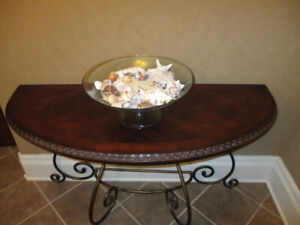 Beautiful Inlaid Occasional Table