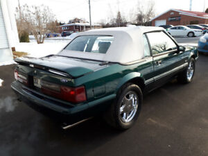 ford mustang 1992 convertible