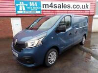 Renault Trafic Sl27 Business Plus Dci S/R P/V Panel Van 1.6 Manual Diesel