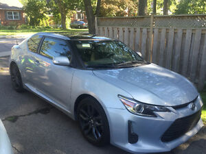 2014 Scion tC SPECIAL EDITION 10TH ANNIVERSARY+WEAR PASS!