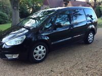 Ford Galaxy 2008 model 2.0 zetec 7 seater great spec automatic !!! Ppl carrier volkswagen seat