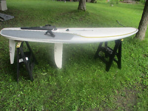 2004 Neil Pryde NS:X Windsurf board, Sail and Rigging