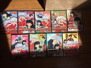 Inuyasha Season 1   DVD Set ( $5 per DVD)