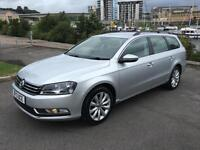 2013 VOLKSWAGEN PASSAT HIGHLINE TDI BLUEMOTION TECHNOLOGY ESTATE DIESEL