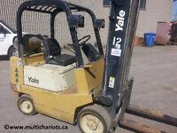 Yale ~ chariot élvateur + lift + forklift