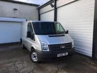 2012 62 Ford Transit T300 2.2TDCi 140PS Low Roof SWB