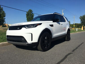 2018 Land Rover Discovery HSE Black Pack *929/mo* LEASE TRANSFER