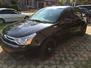 2009 Ford Focus mag 17po low profil légèrement dropée 4p