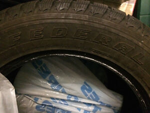 Truck/SUV Winter Tires for Sale 275-55-R20