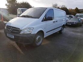 Mercedes-Benz Vito 2.1CDI 116 ( EU5 ) - Long 116CDI NO VAT!!!