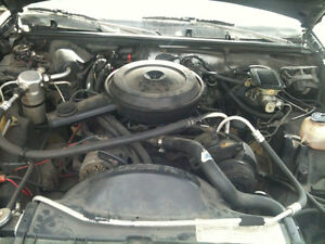 Air conditioning system for GM G body cars