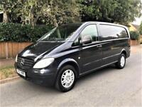 9cebab34ec 2007 Mercedes-Benz Vito 3.0 CDI AUTO + LWB + LEFT HAND DRIVE + LHD