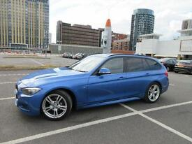 2014 BMW 3 Series 2.0 320d M Sport Touring 5dr (start/stop)