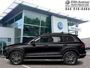 2016 Volkswagen Touareg 3.6 Highline   - Certified - R-Line Pack