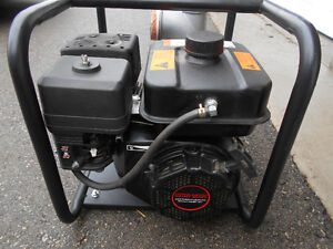 264 GALLONS PER MINUTE( 2013 RED LION WATER TRANSFER PUMP)