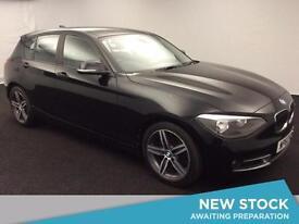 2013 BMW 1 SERIES 118d Sport 5dr