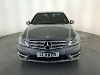 2011 MERCEDES-BENZ C250 SPORT CDI DIESEL AUTOMATIC 4 DOOR SALOON FINANCE PX