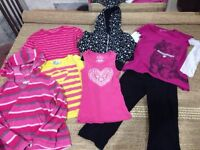 HUGE LOT GIRLS CLOTHING SIZE 7-10