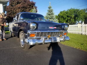 1956 Chevrolet Bel Air 350 4-Speed