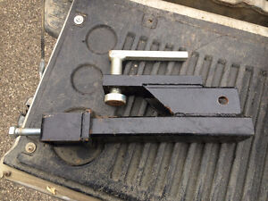 600 lb Clamp-On Trailer Hitch