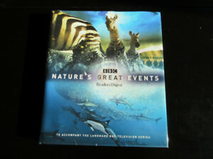 Teenager's book:  Nature's Great Events by BBC team, in Timmins