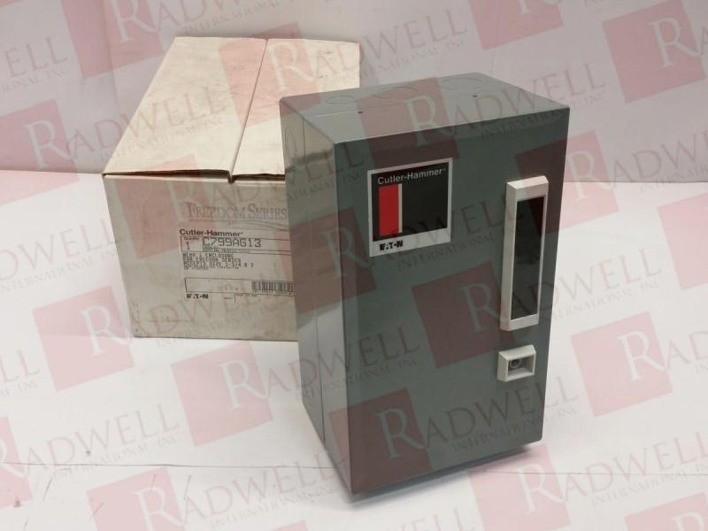 Eaton Corporation C799ag13 / C799ag13 (new In Box)