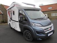 Burstner IXEO Time 590 Sovereign coachbuilt motorhome for sale PRICE REDUCED