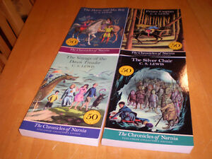 THE CHRONICLES OF NARNIA BOOKS Windsor Region Ontario image 1