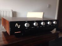 Vintage amplifier Armstrong 621