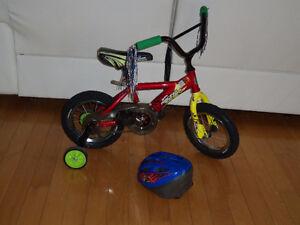 3 Vélos 12 pouces Bicyclettes pas de rouilles, impeccables
