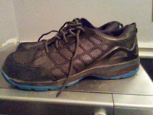 """Action steel toe work shoes size 12"""""""