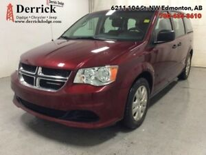 2017 Dodge Grand Caravan   Used SE 2nd Row Sto N'Go Pwr Grp A/C
