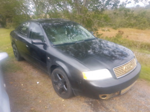 2004 Audi A6 CHEAPEST WORKING ONE IN CANADA