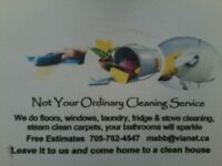 COTTAGE CLEANING CLEANING SERVICE