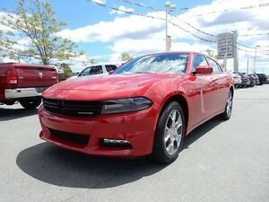 2016 Dodge CHARGER AWD 8.4 NAV!!!!  POWER MOON 3.6!!!