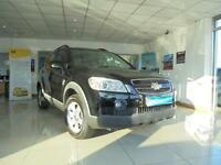 Chevrolet Captiva 2.0D LT 7 SEATER