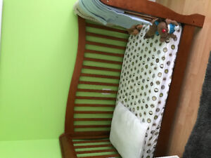Crib/ toddler day bed / double bed